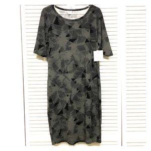 LulaRoe Dress, Julia, Size XL, NWT